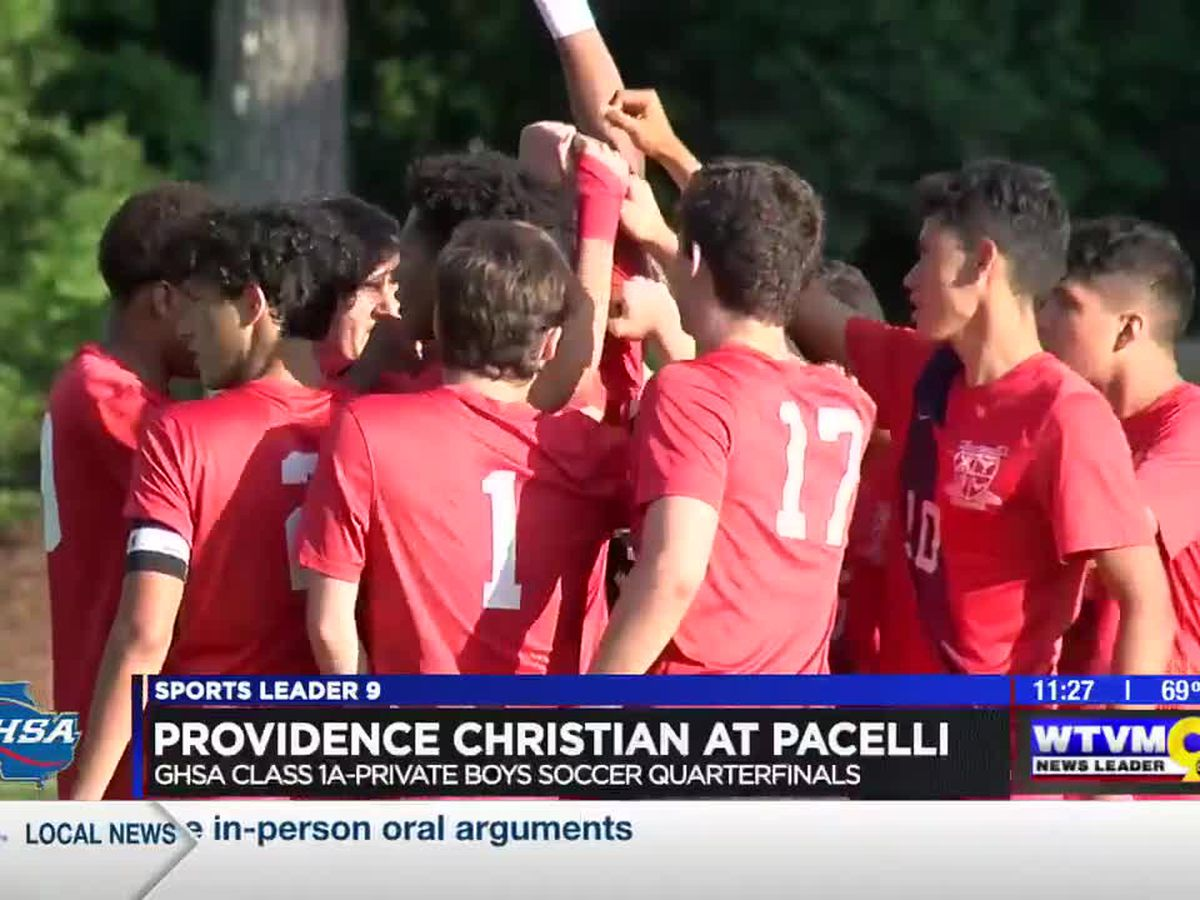 Pacelli advances to GHSA boys soccer semifinals