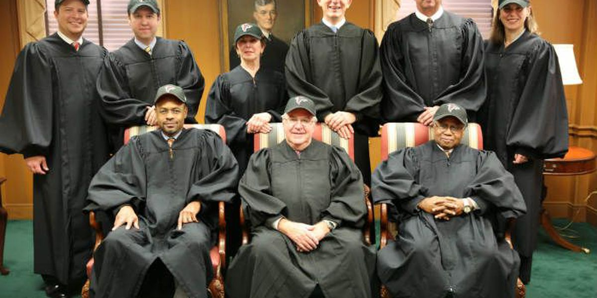 GA Supreme Court rises up for the ATL Falcons