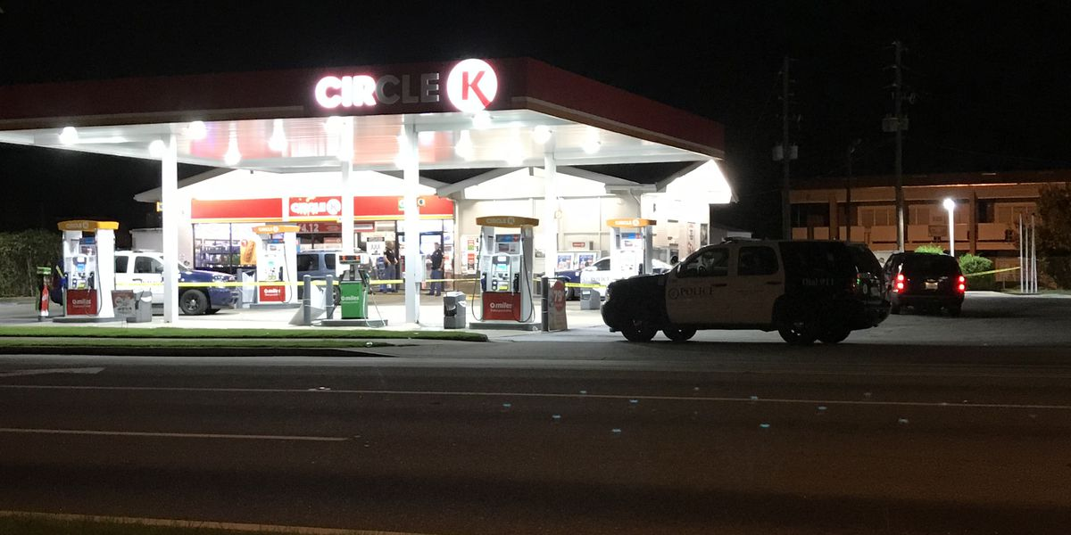 Columbus police investigate armed robbery on Wynnton Road