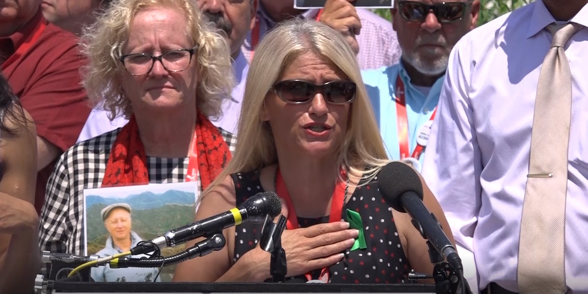 Georgia mom advocates for more truck safety regulations on Capitol Hill