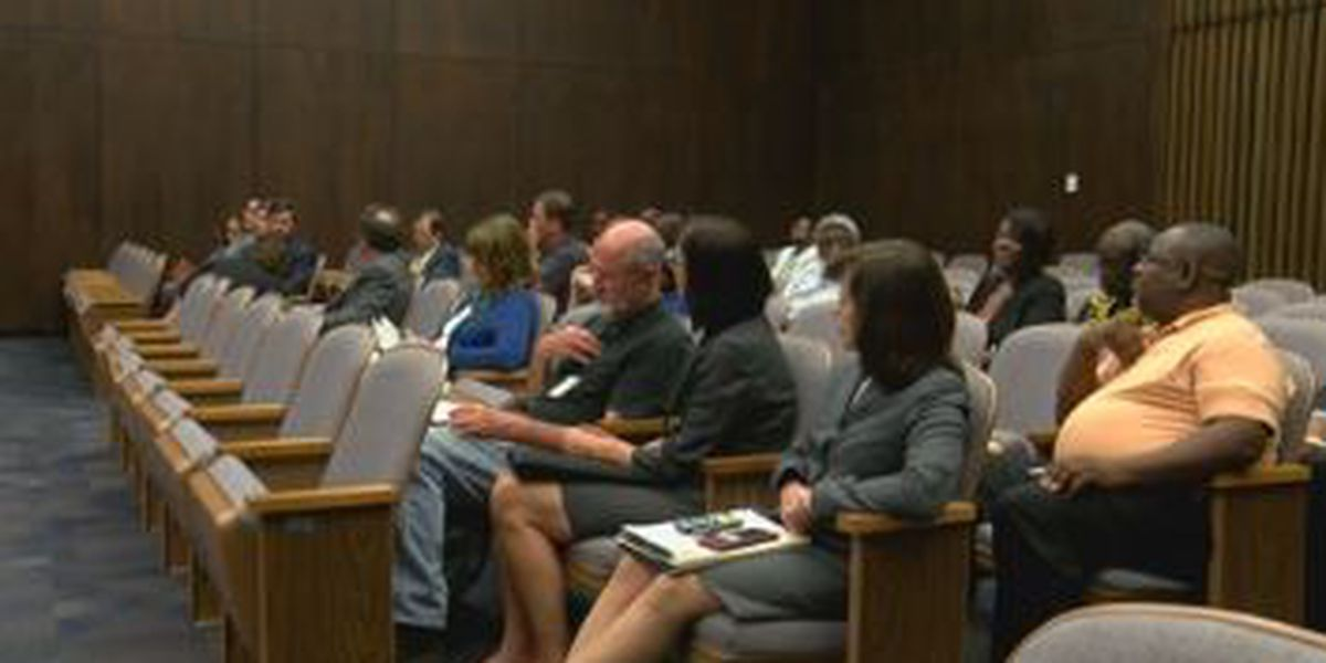 Columbus community leaders discuss overcrowded jail and court backlog