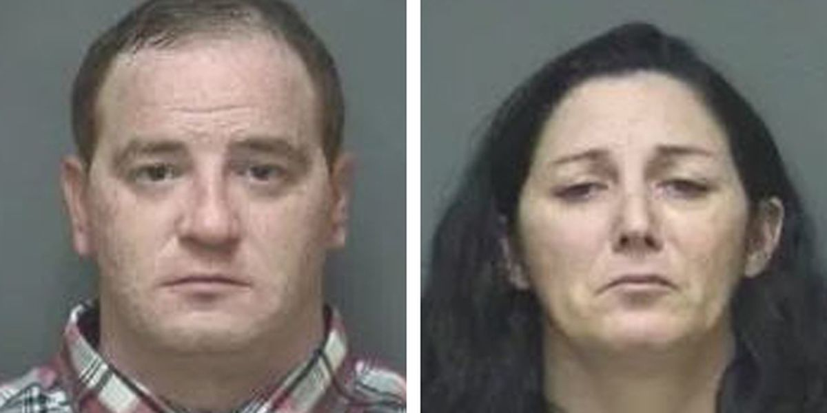 Parents charged after south Ala. boy dies inside vehicle