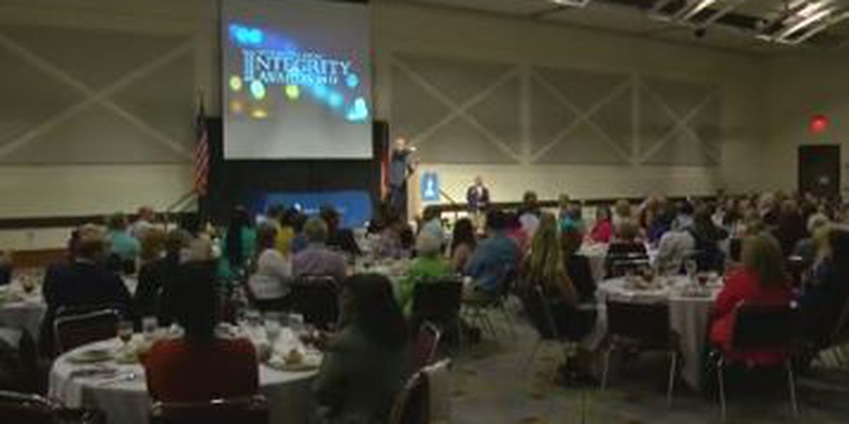 BBB celebrates businesses and students during Integrity Awards luncheon in Columbus