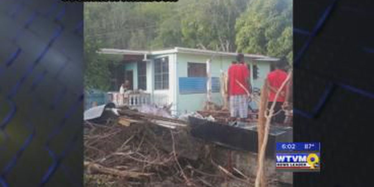 Sisters work to give Dominica relief after Tropical Storm Erika