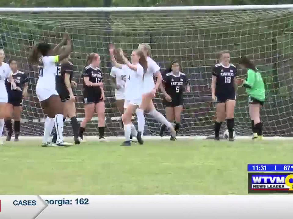 Auburn high girls soccer wins at Smiths Station