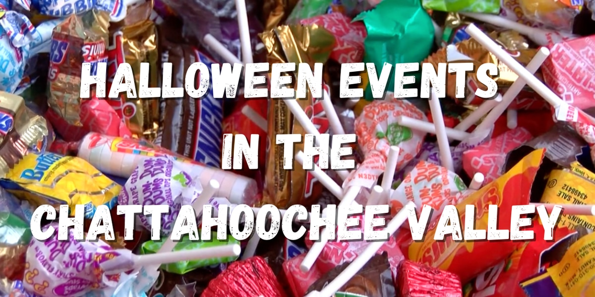 LIST: Halloween events in the Chattahoochee Valley