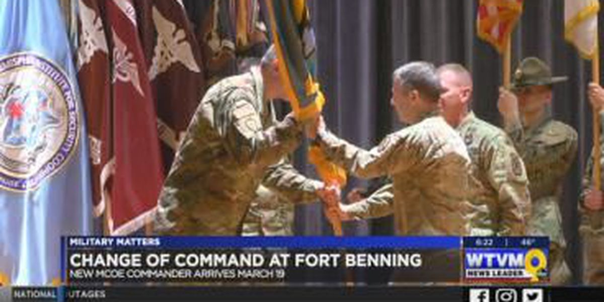 Military Matters: Ft. Benning says farewell to commanding general