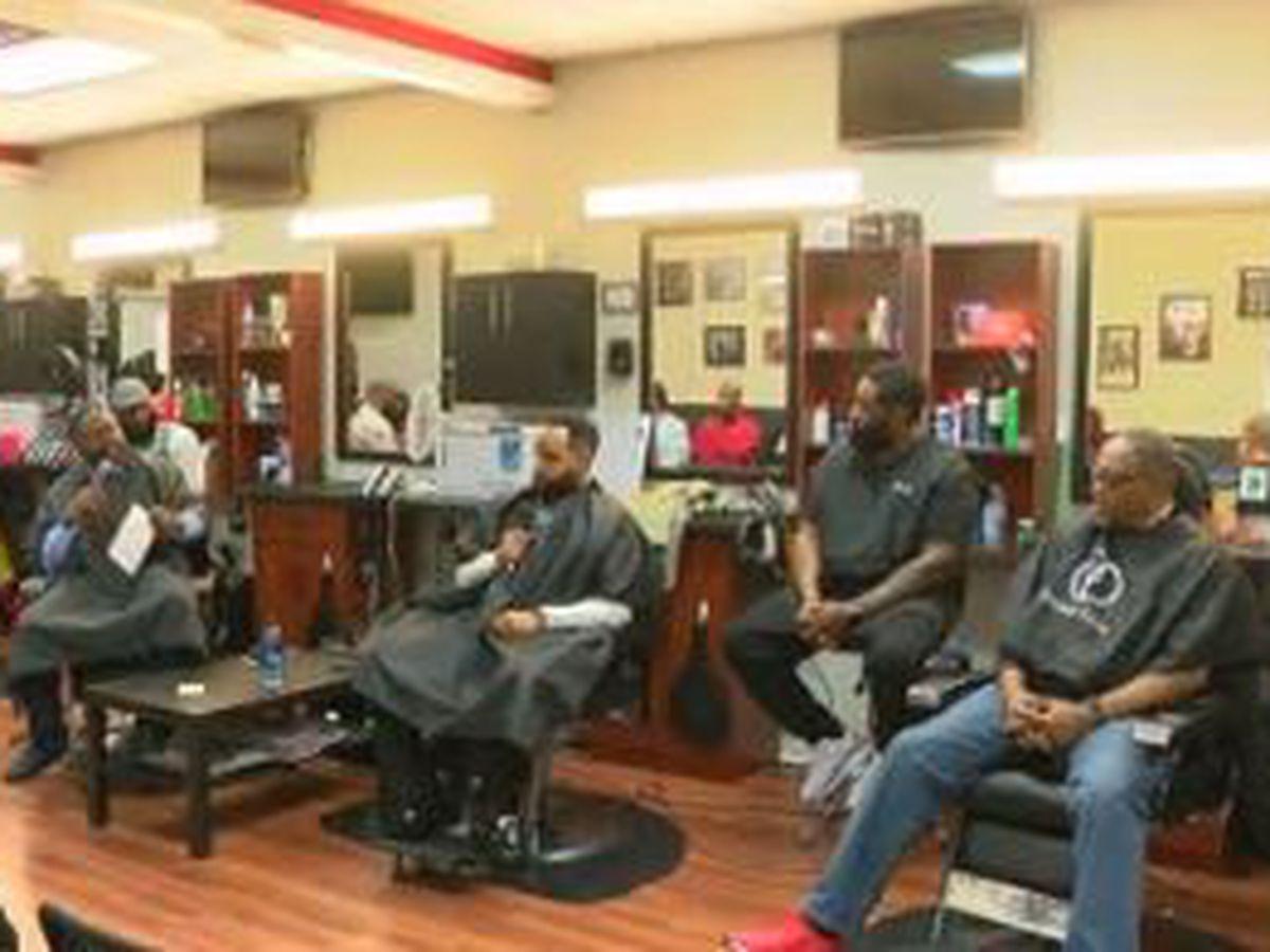 'Black Men Speak' event addresses issues facing the Columbus community