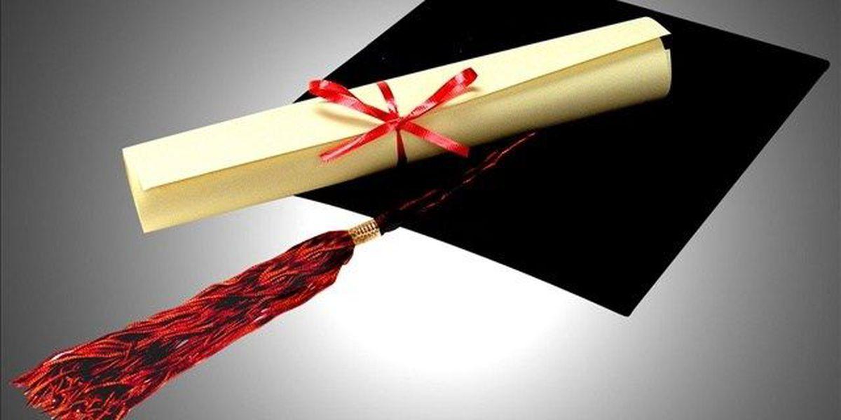 High School Graduation Dates in the Chattahoochee Valley