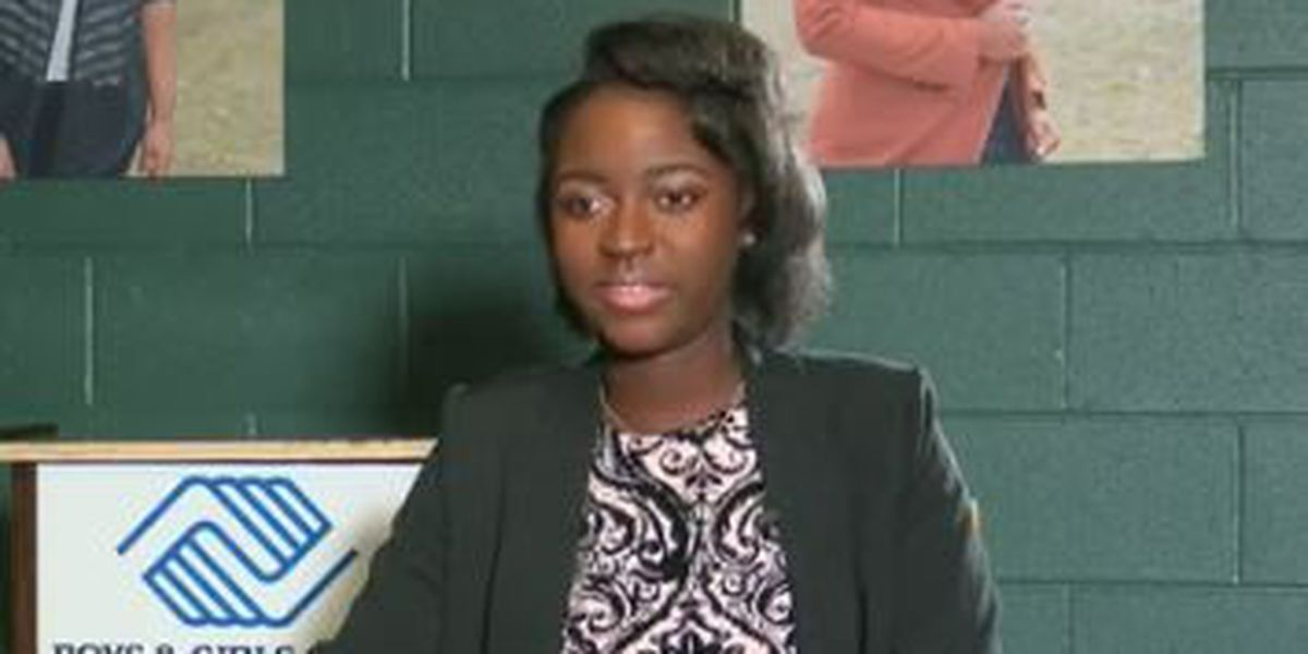 Youth of the Year finalist: Carver High's Diamond Williams