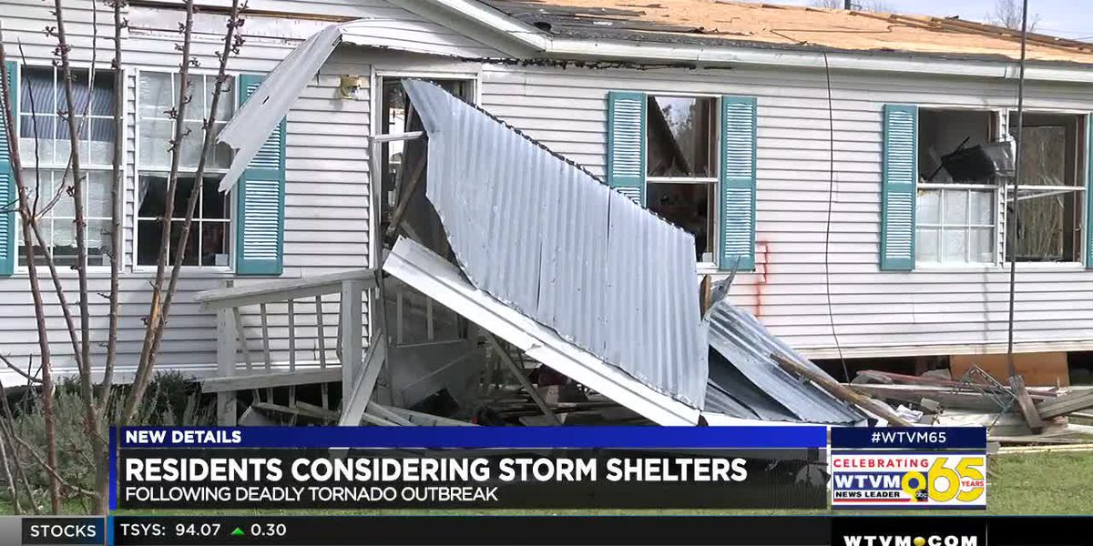 Lee County EMA says not to wait for federal funding to build storm shelters