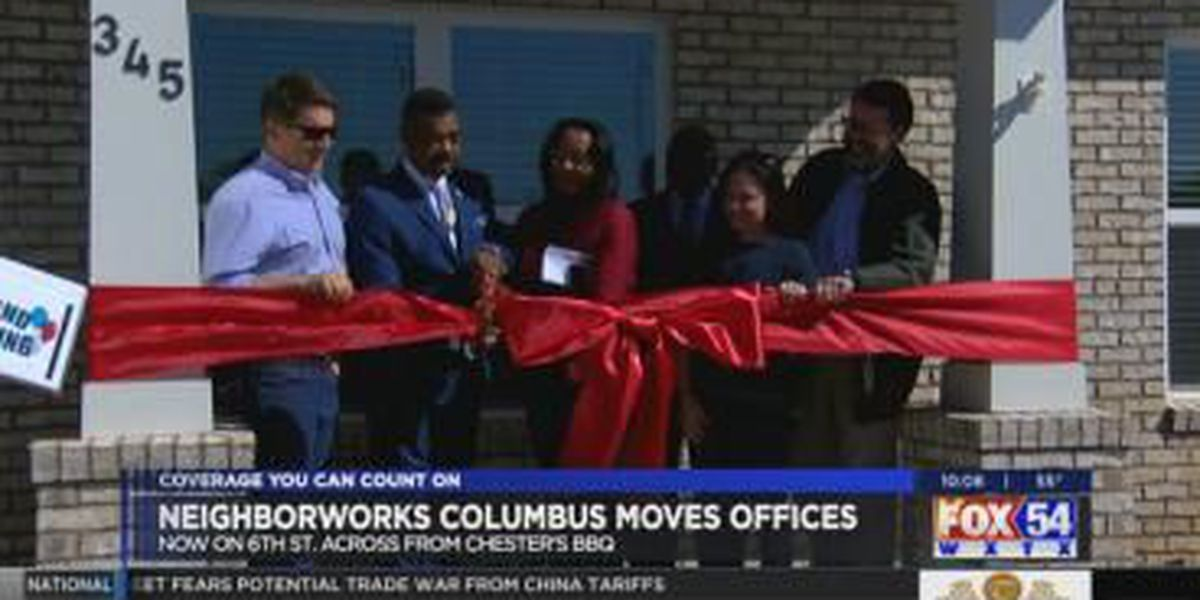NeighborWorks celebrates new location in Columbus