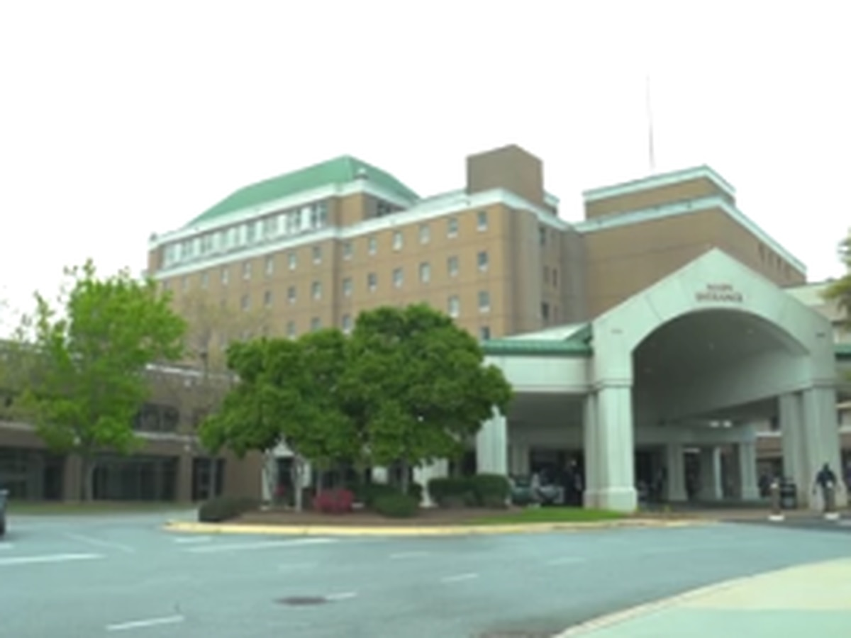 Patients recovering from COVID-19 at Phoebe Putney Memorial Hospital in Albany