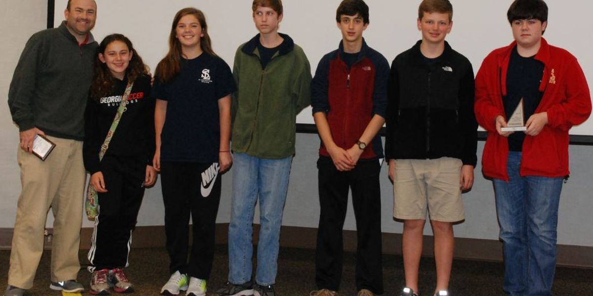 Columbus Technical College hosts math competition