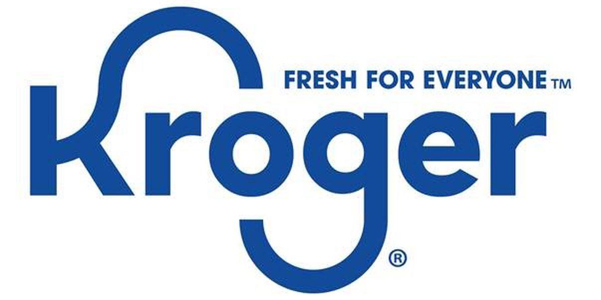 Kroger's Atlanta Division installs protective shields at registers