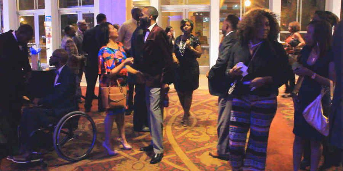 Cufflinks and Pearls draws large crowd for FCC week