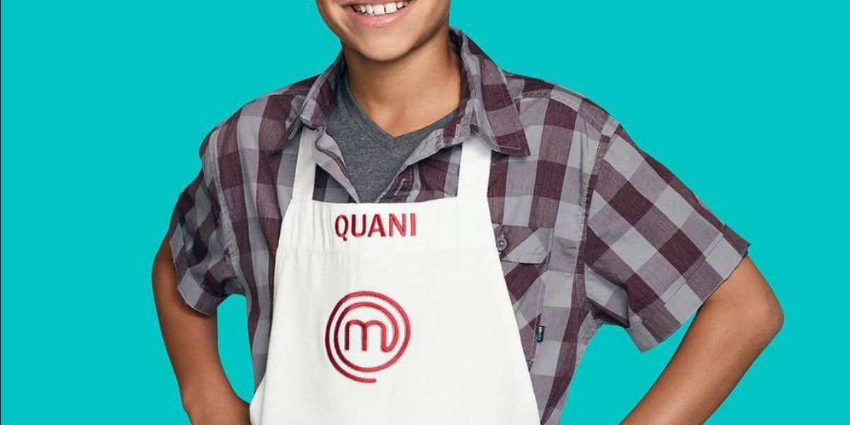 Georgia chef,11, competes on MasterChef Jr.
