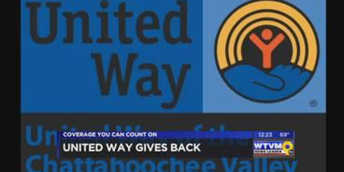 SEGMENT: United Way of the Chattahoochee Valley gives back to the community