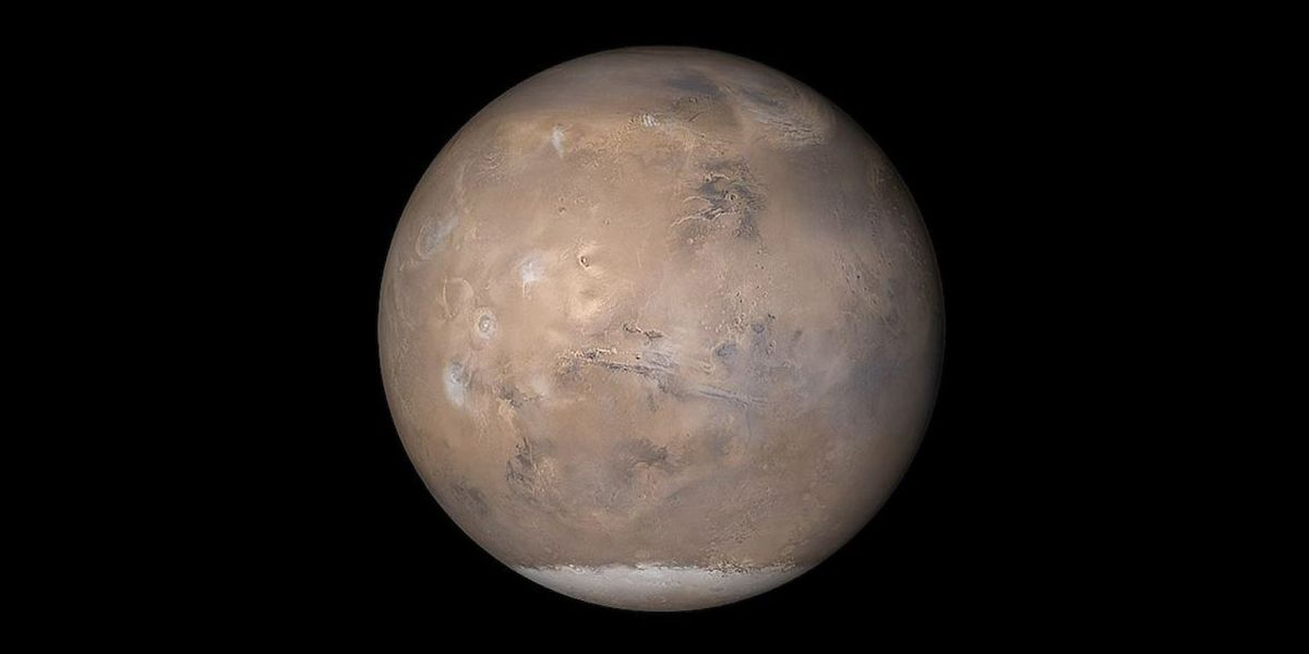 Study: Salty 'ponds' discovered on Mars