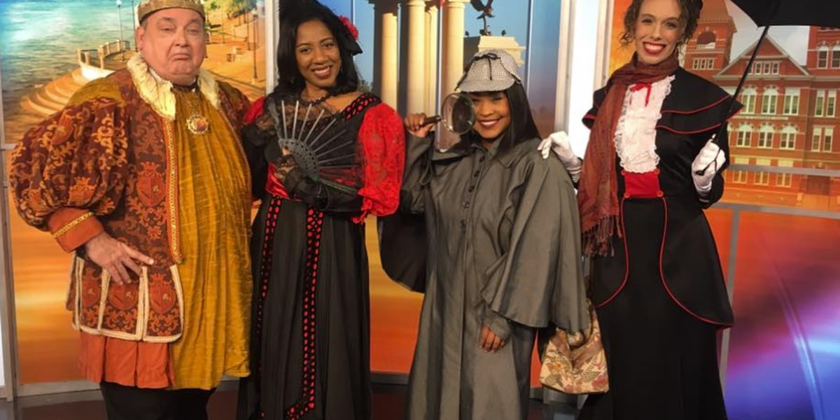 SLIDESHOW: It's Halloween - Send us pictures of your costumes!