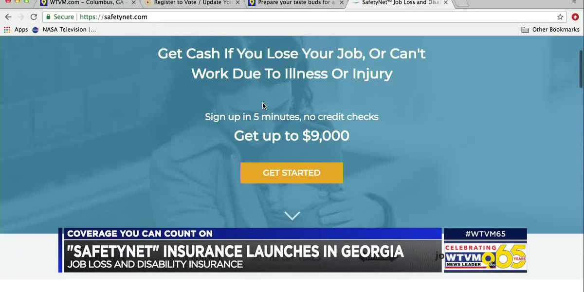 New 'lay-off' insurance unveiled in Georgia