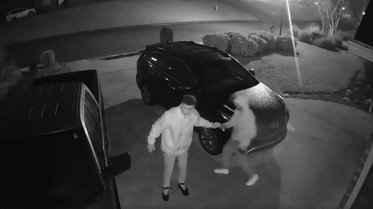 Phenix City police release surveillance video of auto burglaries