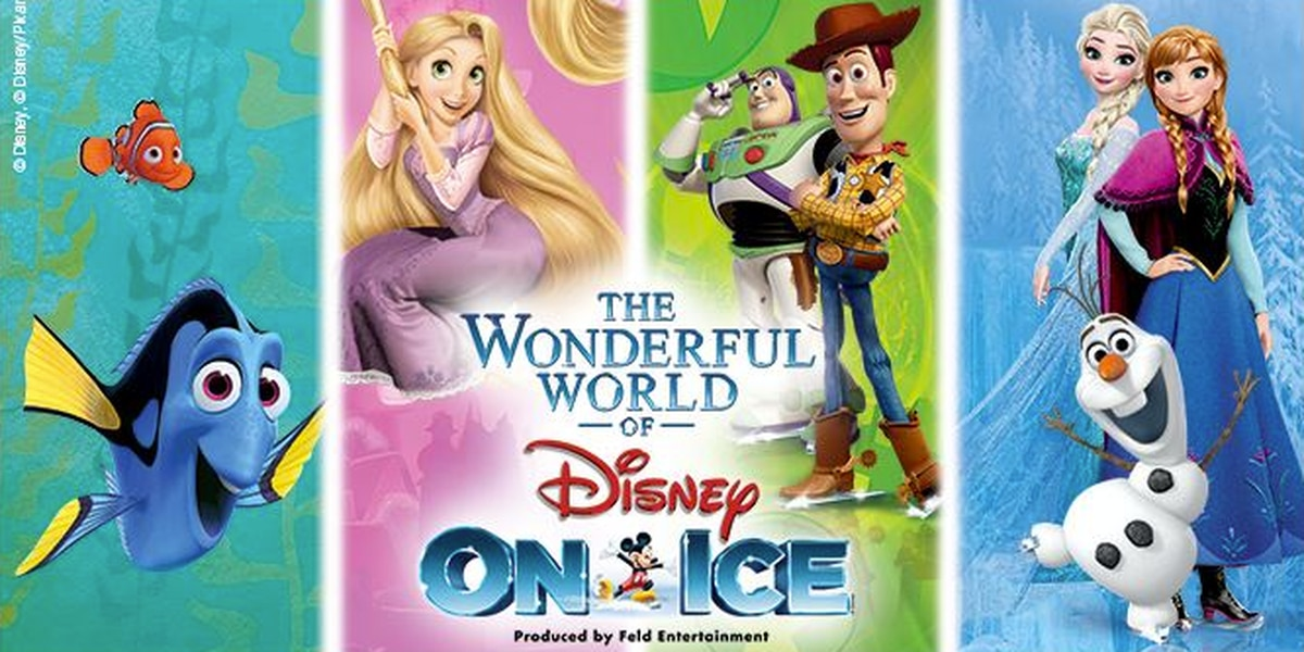 Disney on Ice coming to Columbus in March