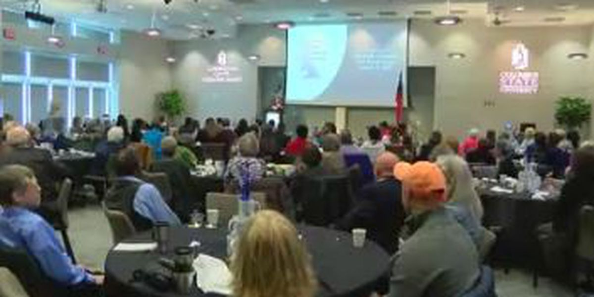 City leaders and Senate candidates meet for Muscogee County Democratic Committee forum