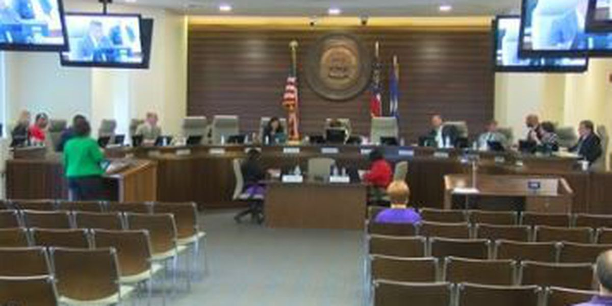 Columbus City Council reviews future projects and proposed ordinance