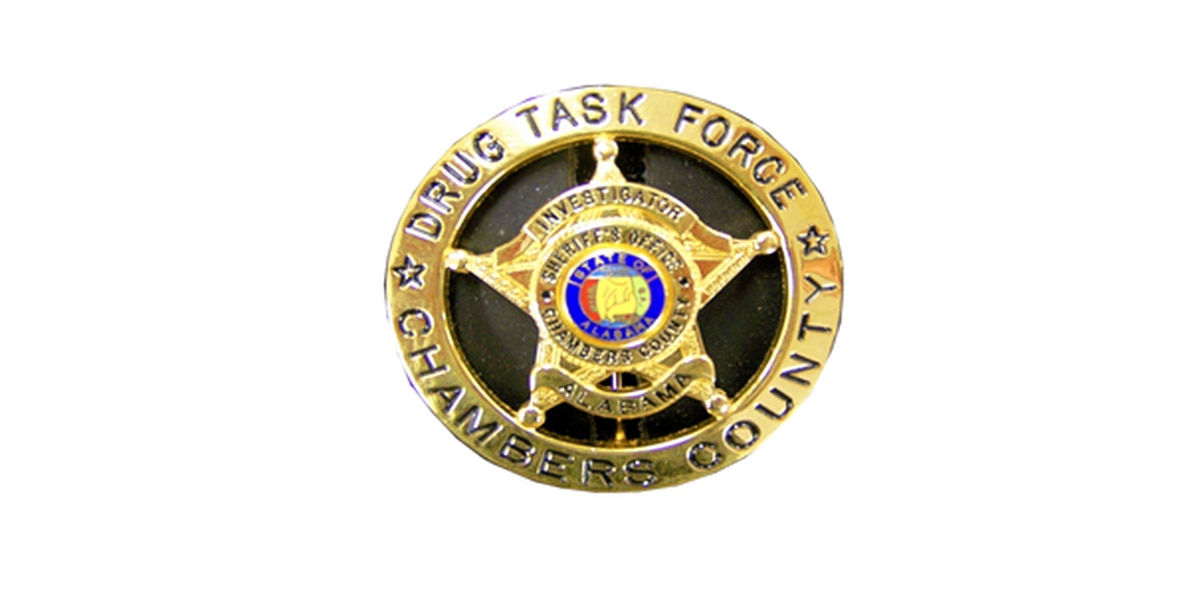15 arrested by Chambers County Drug Task Force