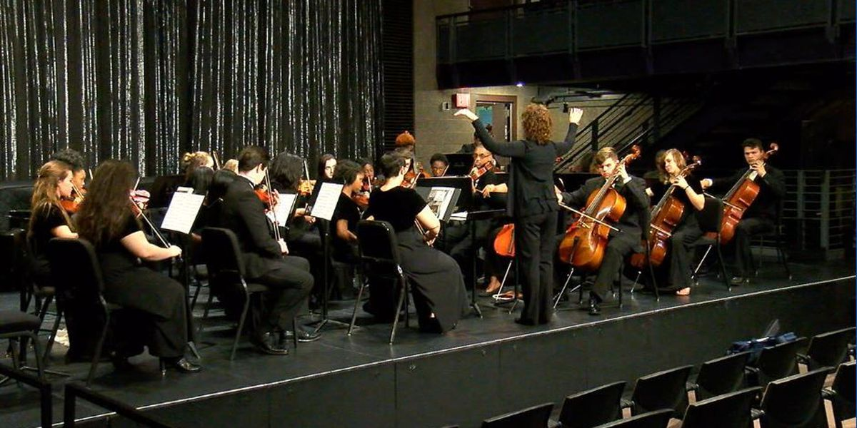 Youth Orchestra Whitewater Orchestra Festival held in Columbus