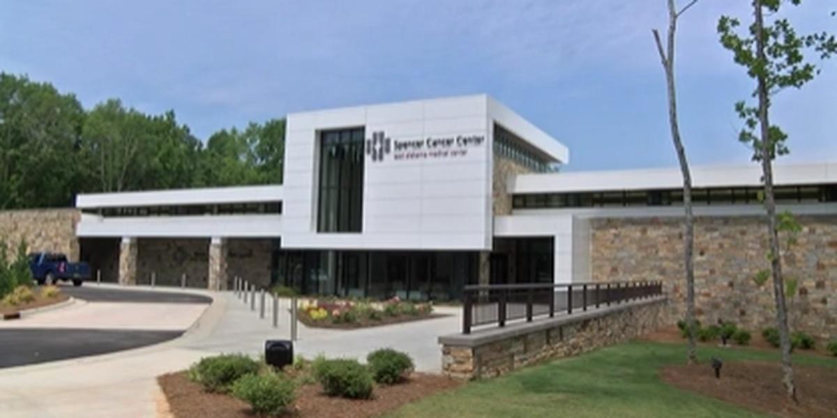 Take a tour through EAMC's new Spencer Cancer Center