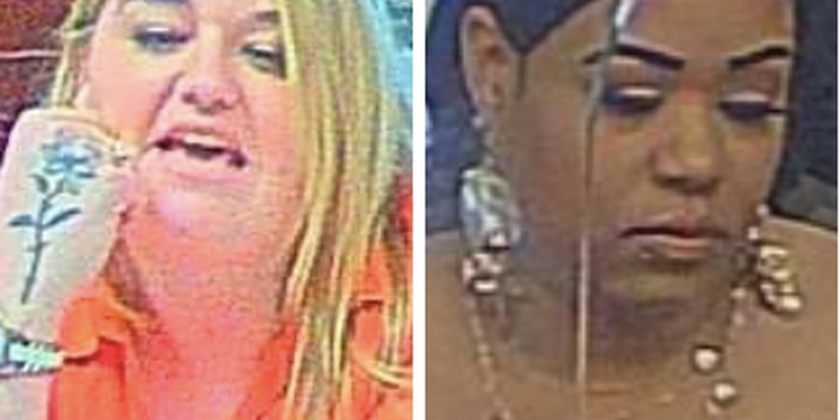 Columbus police release surveillance photos of two fraud suspects