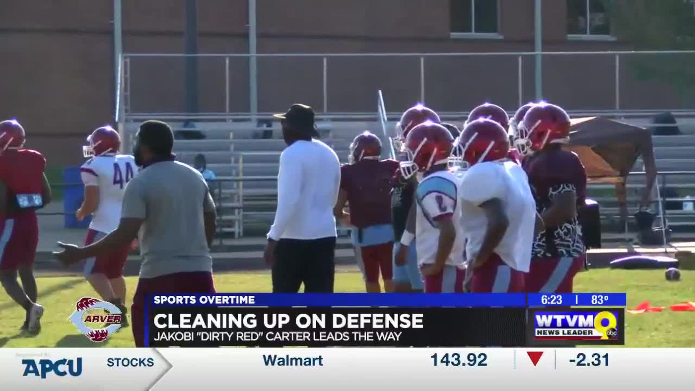 In the Huddle: Carver High School