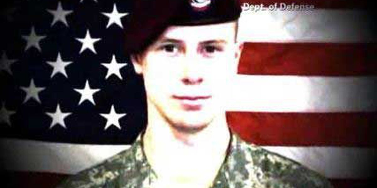 What does 'misbehaving before the enemy' mean for Bowe Bergdahl?