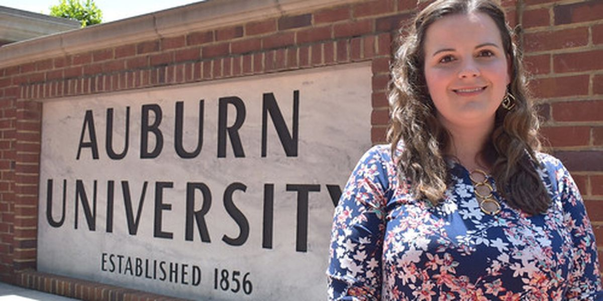 Mother of five returns to Auburn to finish degree, graduates during pandemic