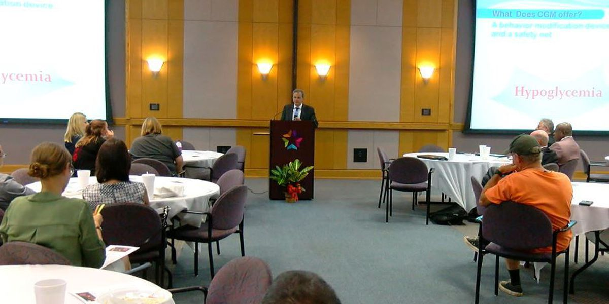 Future of diabetes event at Midtown Medical Center