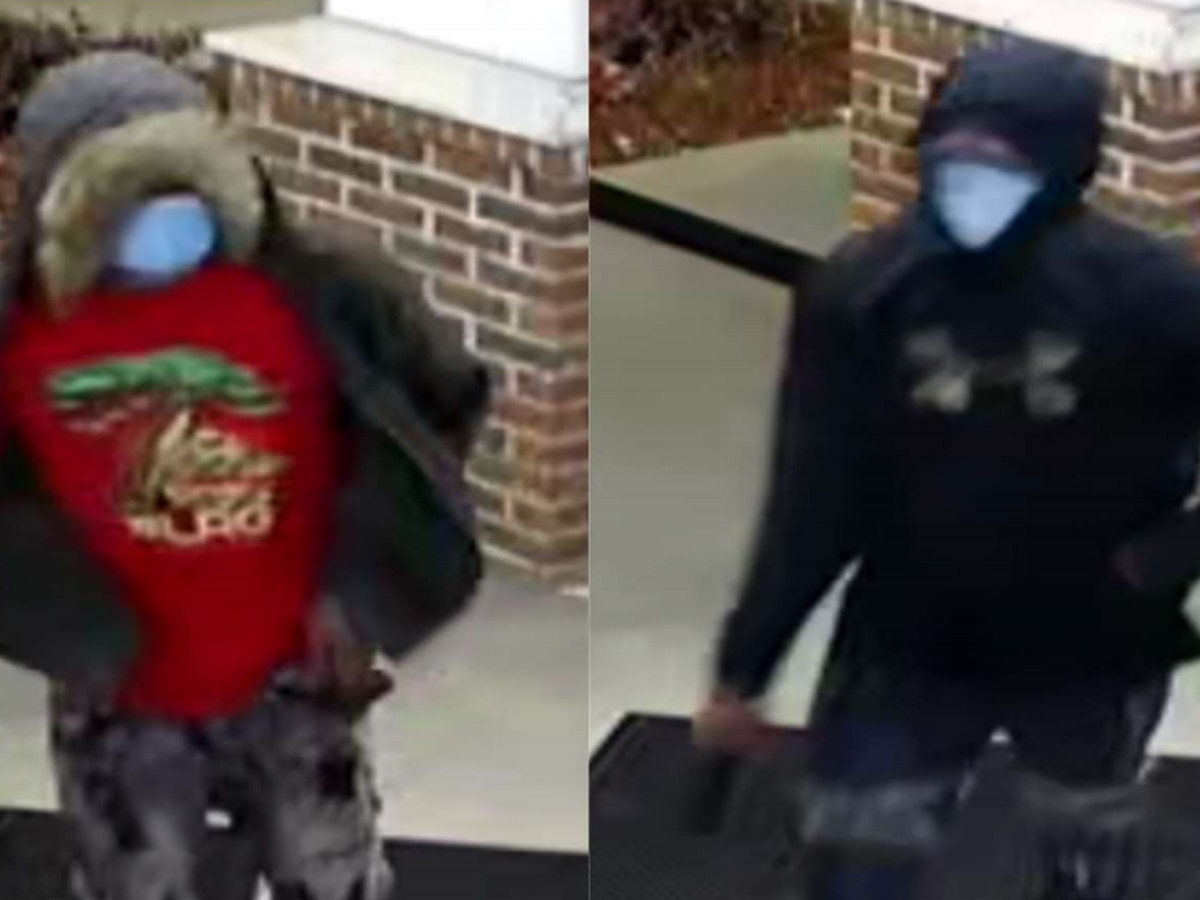 Suspects wanted for armed robbery, hitting clerk with gun in Columbus