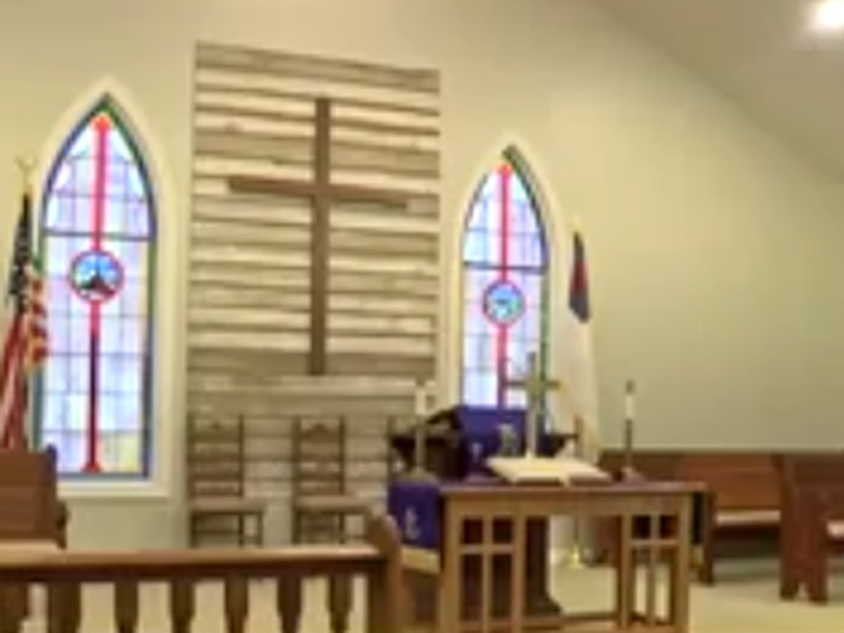 TWO YEARS LATER: Church destroyed in Lee Co. tornadoes being rebuilt; welcoming members back