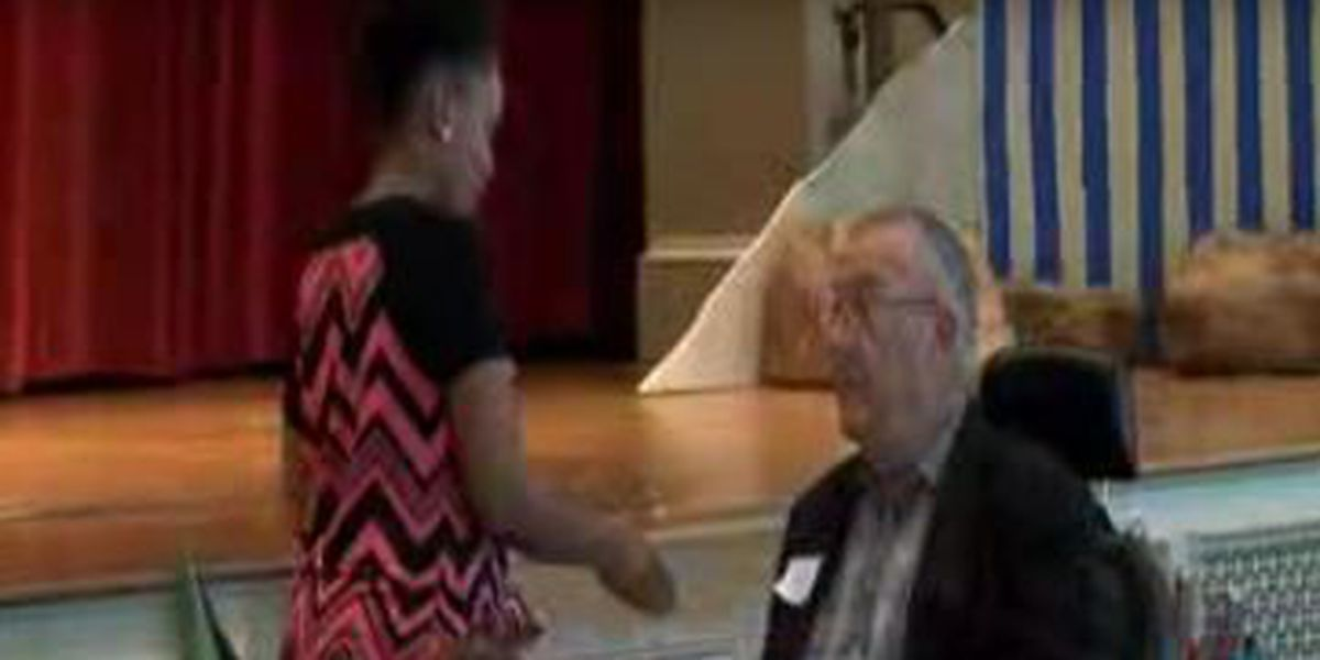 Organization honors volunteers at St. Luke Outreach Center