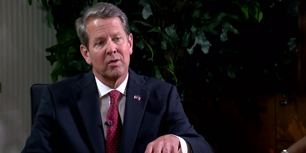WATCH LIVE: Kemp to give remarks, update on 2020 election