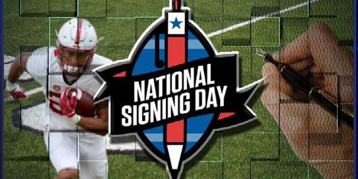 Signing day wraps up in the Chattahoochee Valley
