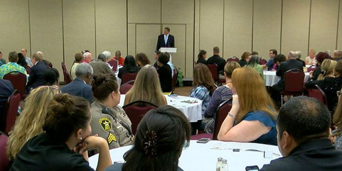 Muscogee Co. Jail hosts 5th annual Volunteer Appreciation Luncheon