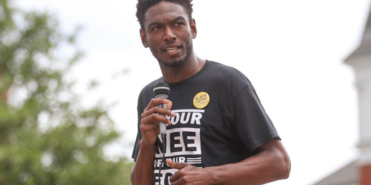 Former Opelika athlete encourages student-athletes to speak out against racism