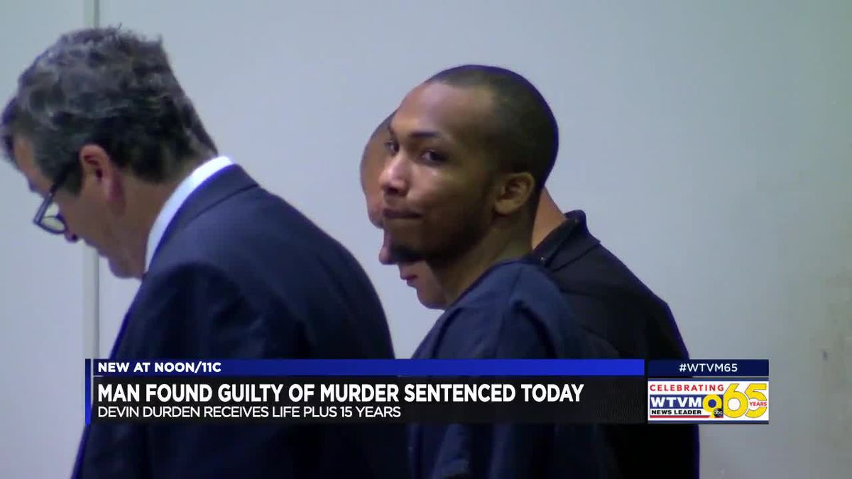 Man found guilty of killing Columbus cab driver in 2016 sentenced to life