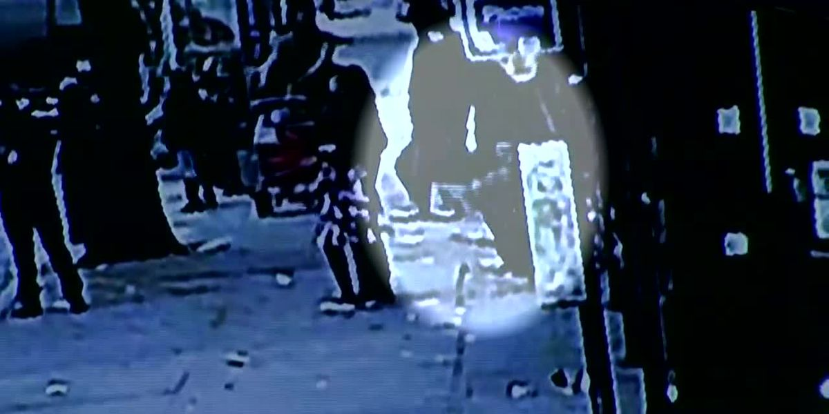Caught on video: Man falls through sidewalk in NYC