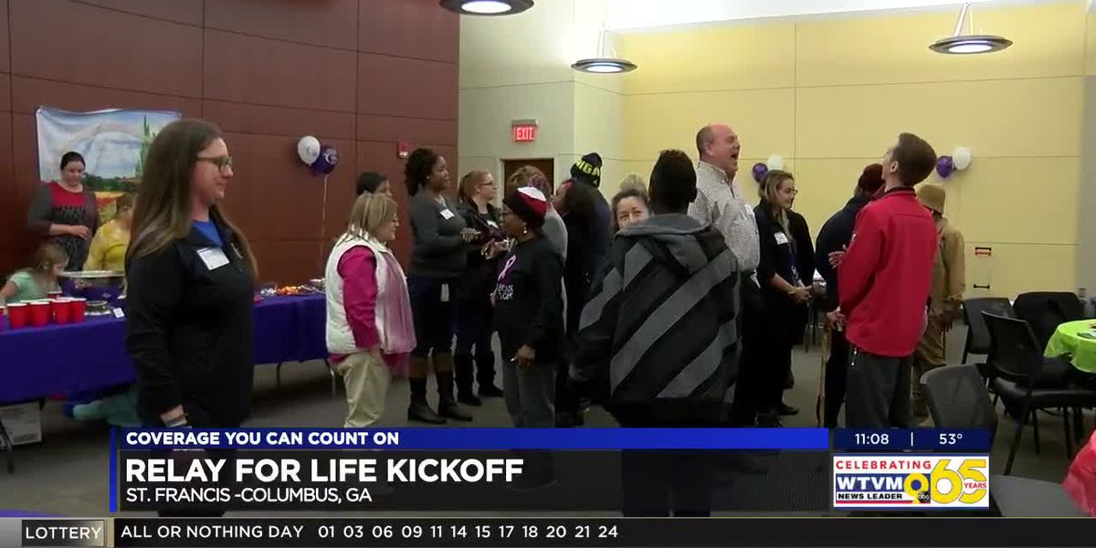 Muscogee County Relay for Life hosts 2019 kickoff celebration