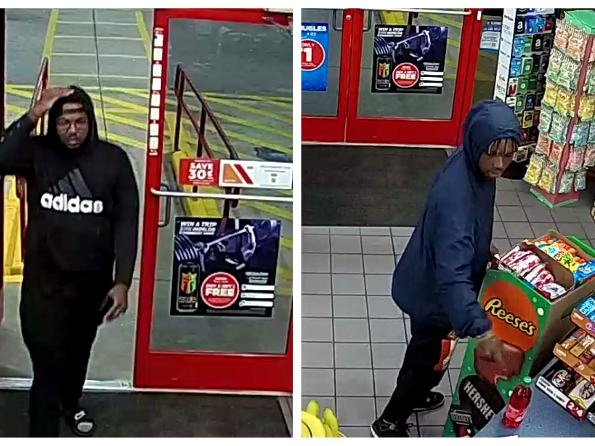 2 suspects wanted in Columbus for vehicle break-ins on Franciscan Woods Dr.; bank card fraud