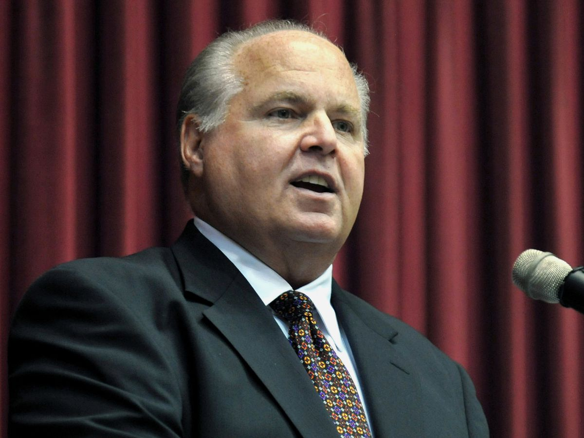 Palm Beach County, Fla., refuses to lower flags for Rush Limbaugh