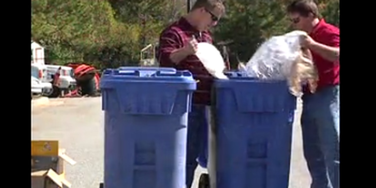 Columbus organizations partner with BBB for shredding event to dispose papers with personal information